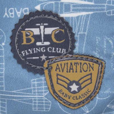 Imagem 2 do produto Bermuda em tactel Flying Club - Baby Classic - 80020001.12 SHORTS AVULSO TACTEL-M