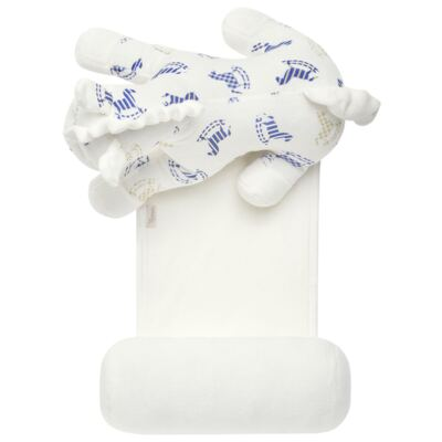 Imagem 4 do produto Kit: Protetor de Pescoço + Segura nenê para bebe Little Horse - Anjos Baby