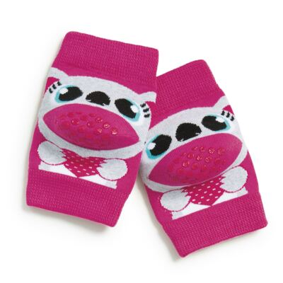 Imagem 1 do produto Joelheira para bebê Coalinha - Puket - PK7004D-PK JOELHEIRA BABY PINK COALA