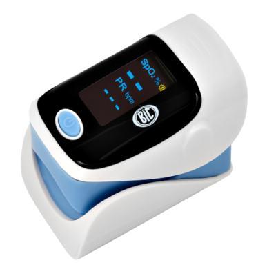 Imagem 1 do produto Oxímetro de Pulso de Dedo Azul YK-80A Bic