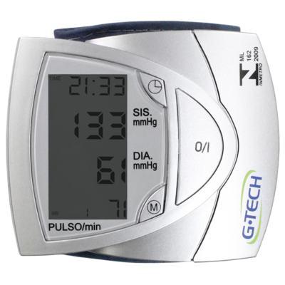 Imagem 1 do produto Aparelho De Pressão De Pulso Automatico Bp3af1 G Tech