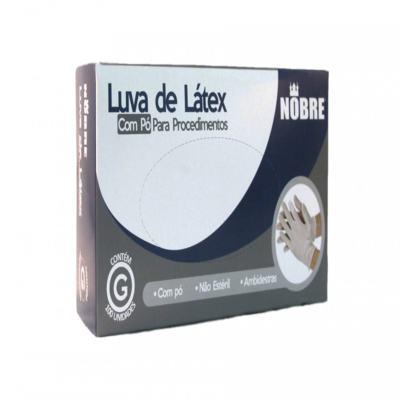 Imagem 1 do produto Luva De Procedimento Látex Nobre - G