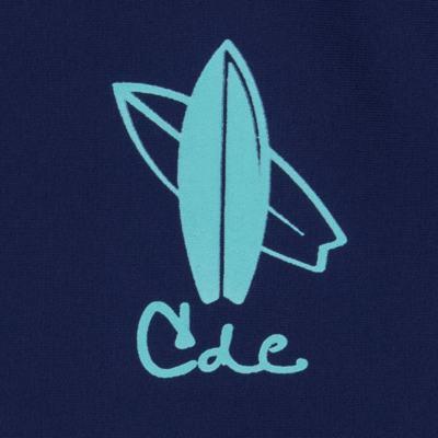 Imagem 3 do produto Conjunto de Banho Laguna: Camiseta surfista + Sunga - Cara de Criança - KIT 1 2576: SB2576 + CSA2576 SUNGA E CAMISETA PRANCHA BLUE-6