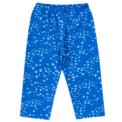 Imagem 6 do produto Pijama longo que Brilha no escuro Arraia - Cara de Criança - L2347 ARRAIA L PJ-LONGO M/MALHA-4