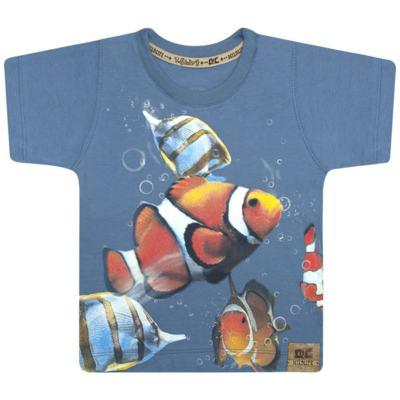 Imagem 1 do produto Camiseta em malha Peixinho - CDC T-Shirt - CMC0996 CAMISETA EM MALHA PEIXINHO-2