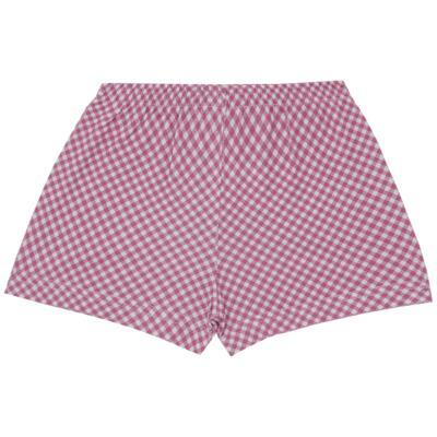 Imagem 4 do produto Pijama curto com Shorts em malha Princesinha - Cara de Sono - U1997 PRINCESINHA U PIJAMA-CURTO M/MALHA -1