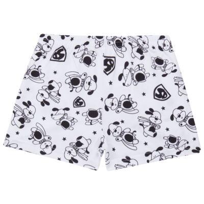 Imagem 3 do produto Pijama curto em malha Super Dog - Cara de Sono - U2462 SUPER DOG U PIJAMA-CURTO M/MALHA-1