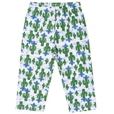 Imagem 6 do produto Pijama longo que Brilha no escuro Cacto - Cara de Criança - L2371 CACTUS L PJ-LONGO M/MALHA-1