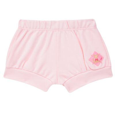 Imagem 4 do produto Regata c/ Shorts para bebe em algodão egípcio Princess - Bibe - 39G23-G79 CJ CUR F RG SH BY BIBE-GG