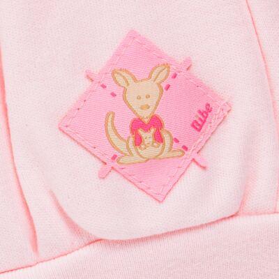 Imagem 5 do produto Regata c/ Shorts para bebe em algodão egípcio Princess - Bibe - 39G23-G79 CJ CUR F RG SH BY BIBE-GG