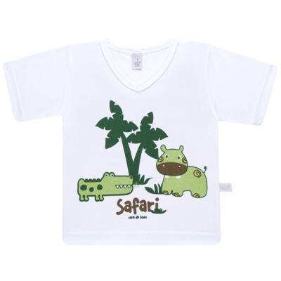 Imagem 2 do produto Pijama curto em malha Safari - Cara de Sono
