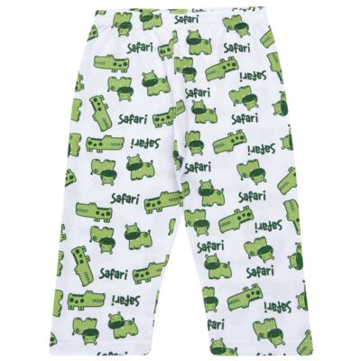 Imagem 4 do produto Pijama curto em malha Safari - Cara de Sono
