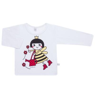 Imagem 2 do produto Pijama longo em malha Abelhinha - Cara de Sono - L2434 ABELINHA L PG-LONGO M/MALHA-4