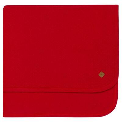 Imagem 5 do produto Jogo Maternidade com Macacão e Manta em viscomfort matelassado Liberty - Mini Sailor - 47224443 JG MAT. MACACAO E MANTA MATELASSE VERMELHO-0-3