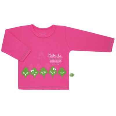 Imagem 2 do produto Pijama longo que Brilha no Escuro Salsinha - Cara de Criança - L1913 SALSINHA L PJ-LONGO M/MALHA-2