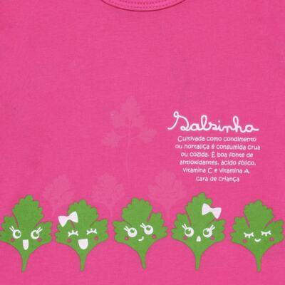 Imagem 3 do produto Pijama longo que Brilha no Escuro Salsinha - Cara de Criança - L1913 SALSINHA L PJ-LONGO M/MALHA-2