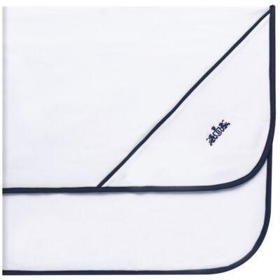 Imagem 6 do produto Jogo Maternidade com Macacão e Manta em algodão egípcio Harold - Bibe - 39Z39-01 CJ MATERNIDADE MASC-P