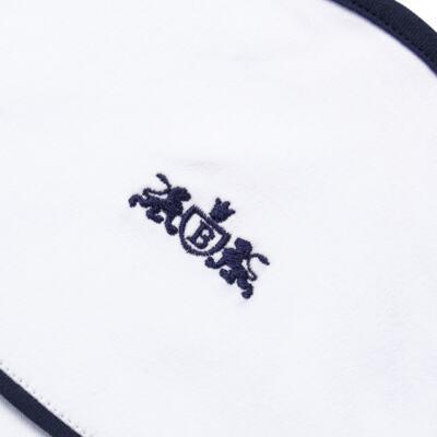 Imagem 7 do produto Jogo Maternidade com Macacão e Manta em algodão egípcio Harold - Bibe - 39Z39-01 CJ MATERNIDADE MASC-P