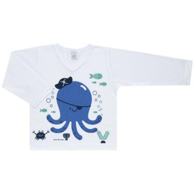 Imagem 2 do produto Pijama longo em malha Polvinho - Cara de Sono - L1991 POLVO L PJ-LONGO M/MALHA -4