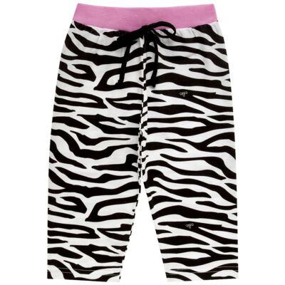 Imagem 6 do produto Pijama longo que Brilha no Escuro Zebrinha - Cara de Criança - L1646 ZEBRA L PJ-LONGO M/MALHA -3