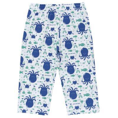 Imagem 4 do produto Pijama longo em malha Polvinho - Cara de Sono - L1991 POLVO L PJ-LONGO M/MALHA -2