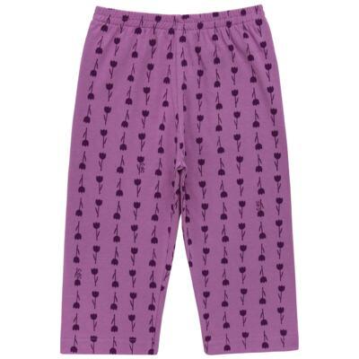 Imagem 6 do produto Pijama longo que Brilha no Escuro Tulipinha - Cara de Criança - L1687 TULIPA L PJ-LONGO CANELADO -3