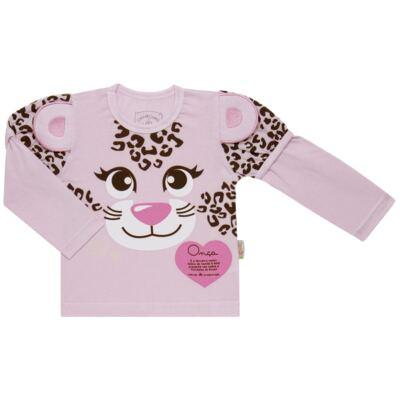 Imagem 2 do produto Pijama longo que Brilha no Escuro Oncinha - Cara de Criança - L1820 ONCA PINTADA L PJ-LONGO M/MALHA-3