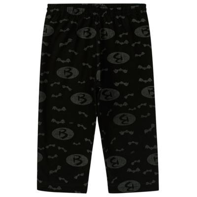 Imagem 6 do produto Pijama que Brilha no escuro BatBiel - Cara de Criança - L2378 BATBIEL L PJ-LONGO M/MALHA -4