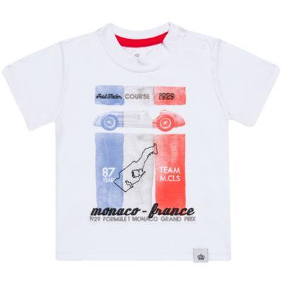 Imagem 1 do produto Camiseta em malha Racing  - Mini & Classic