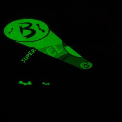 Imagem 5 do produto Pijama que Brilha no escuro BatBiel - Cara de Criança - L2378 BATBIEL L PJ-LONGO M/MALHA -2