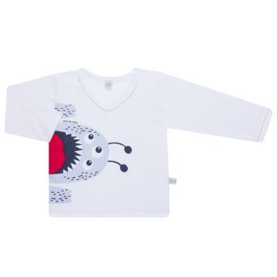 Imagem 2 do produto Pijama longo em malha Monstrinho - Cara de Sono - L2452 MONSTRINHO L PJ-LONGO M/MALHA-1