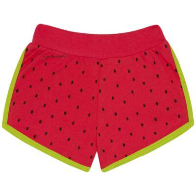 Imagem 3 do produto Pijama Curto que Brilha no Escuro Melancia - Cara de Criança - U0686 PIJAMA CURTO QUE BRILHA NO ESCURO MELANCIA-2