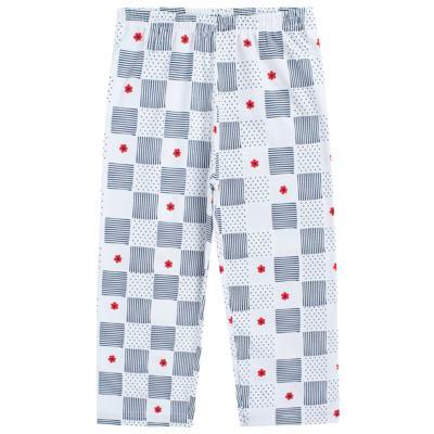 Imagem 6 do produto Pijama longo que Brilha no escuro Coruja - Cara de Criança - L2394 CORUJA L PJ-LONGO M/MALHA-8
