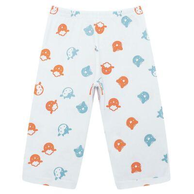 Imagem 4 do produto Pijama longo em malha Bichinhos - Cara de Sono - L1733-ANIMAIS MASC L PJ-LONGO M/MALHA-1
