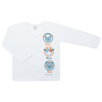 Imagem 2 do produto Pijama longo em malha Bichinhos - Cara de Sono - L1733-ANIMAIS MASC L PJ-LONGO M/MALHA-2