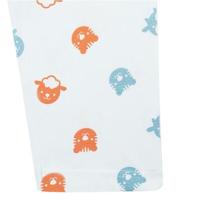 Imagem 5 do produto Pijama longo em malha Bichinhos - Cara de Sono - L1733-ANIMAIS MASC L PJ-LONGO M/MALHA-2