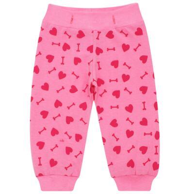 Imagem 5 do produto Pijama 4 botões que Brilha no Escuro Cachorrinha - Cara de Criança - 4L1671-CACHORRINHA 4L PJ 4 BOTOES-LONGO M/MALHA-P