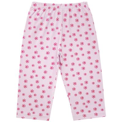 Imagem 5 do produto Pijama longo em malha Bichinhos - Cara de Sono - L1743 ANIMAIS FEM. L PJ-LONGO M/MALHA-3