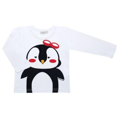 Imagem 2 do produto Pijama longo c/ Capri Pinguinha - Cara de Sono - L1729 PINGUINHA L PJ-LONGO M/MALHA-4