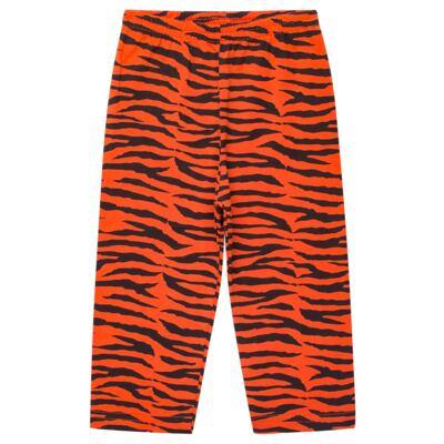 Imagem 6 do produto Pijama longo que Brilha no escuro Tigre - Cara de Criança - L2357 TIGRE L PJ-LONGO M/MALHA -2