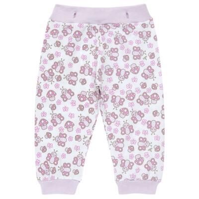 Imagem 6 do produto Pijama 4 botões que Brilha no Escuro Butterfly - Cara de Criança - 4L1947 COGUMELO 4L PJ 4 BOTOES - LONGO M/MALHA -P
