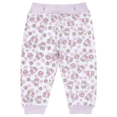Imagem 6 do produto Pijama 4 botões que Brilha no Escuro Butterfly - Cara de Criança - 4L1947 COGUMELO 4L PJ 4 BOTOES - LONGO M/MALHA -GG