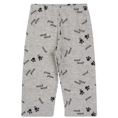 Imagem 6 do produto Pijama que Brilha no Escuro Pug - Cara de Criança - L0553 PIJAMA QUE BRILHA NO ESCURO PUG-3