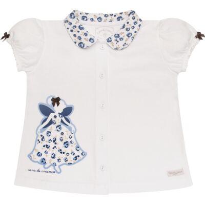 Imagem 2 do produto Pijama curto com abertura Fada - Cara de Criança - AB0881 PIJAMA CURTO COM ABERTURA FADA-4