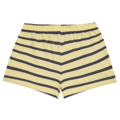 Imagem 8 do produto Pijama curto que Brilha no Escuro Little Bee - Cara de Criança - U2278 ABELHA PIJAMA-CURTO M/MALHA -1