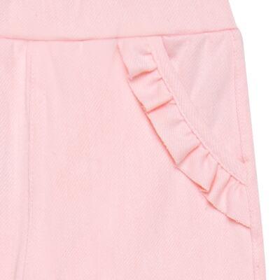 Imagem 2 do produto Legging babadinhos para bebe em fleece Rose - Petit