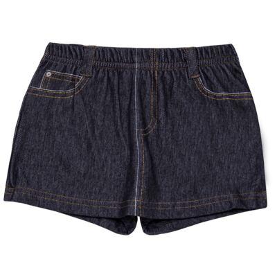 Imagem 1 do produto Shorts Saia em fleece Jeanswear - Bibe - 10P12-208 SH FEM LOEIL GDE-3