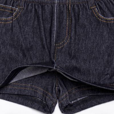Imagem 3 do produto Shorts Saia em fleece Jeanswear - Bibe - 10P12-208 SH FEM LOEIL GDE-3
