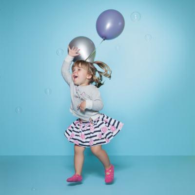 Imagem 2 do produto Meia Sapatilha para bebe ballet Pink - Puket