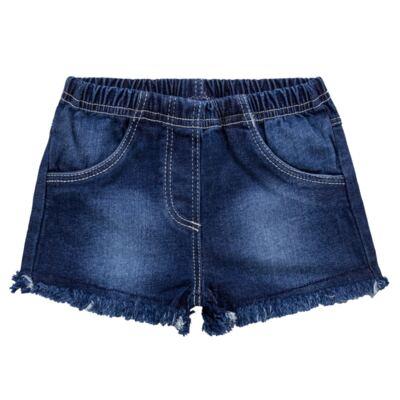 Imagem 1 do produto Shorts para bebê jeans Destroyed - Tilly Baby - TB168000 SHORT JEANS FEMININO-G